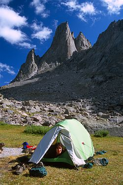 [WindRiverC&ing.jpg] C&ing in the Cirque of the Towers. : windriver tent - memphite.com