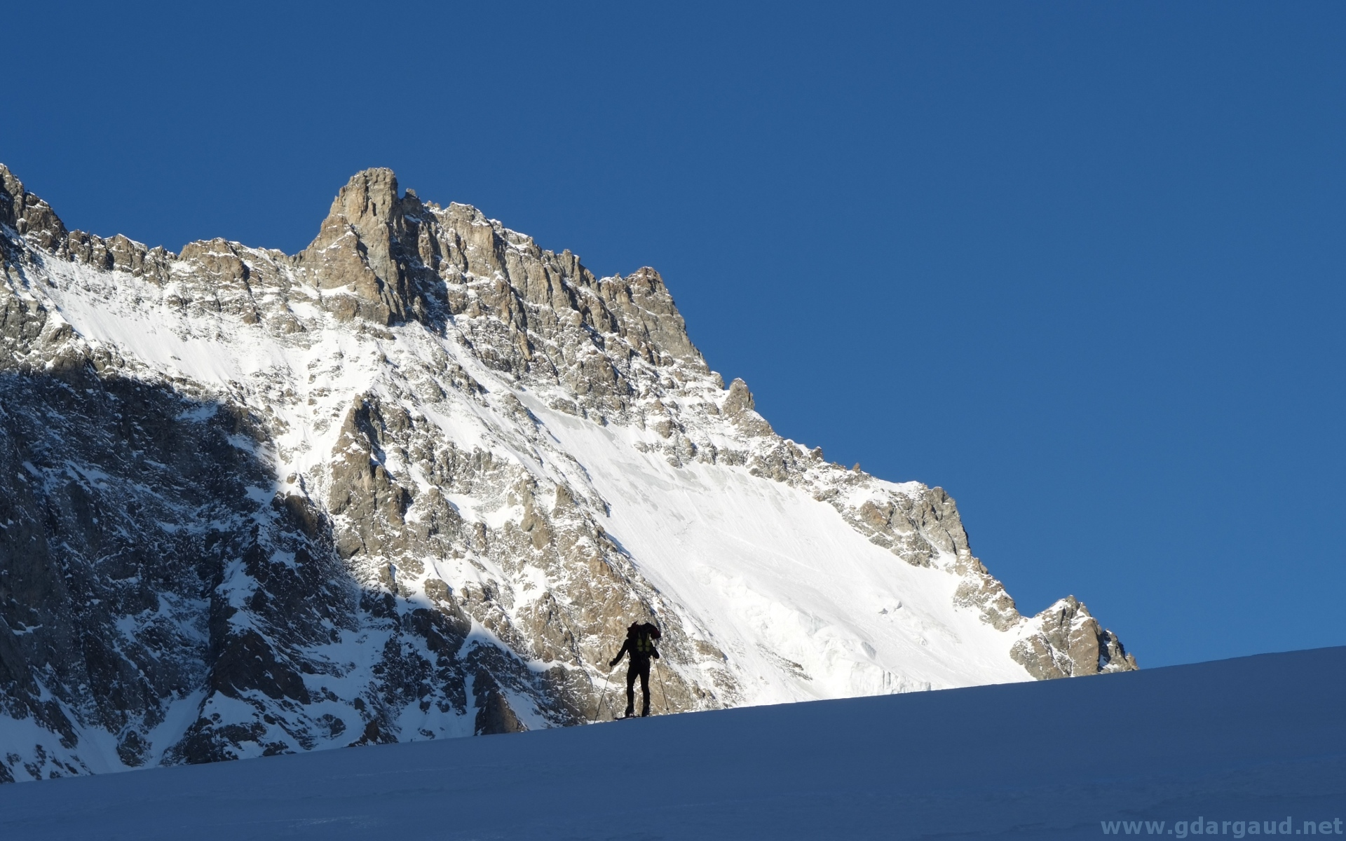 download backcountry skiing wallpapers