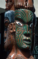 [NZStatue.jpg] Maori statue from Christchurch