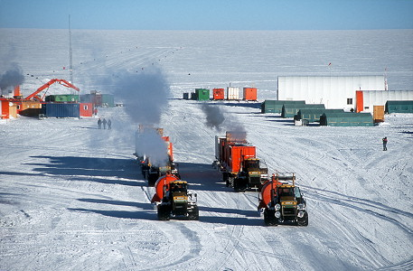 Antarctic Traverse
