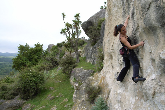 Climbing In New Zealand Part 3